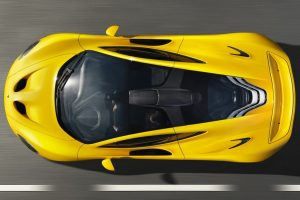 McLaren P1 Production Model Top