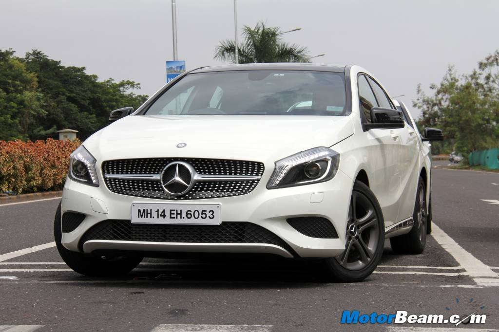Mercedes A-Class Edition 1 Review