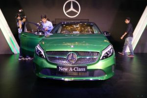 Mercedes A-Class Facelift India Specifications