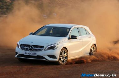 Mercedes A-Class Long Term Handling