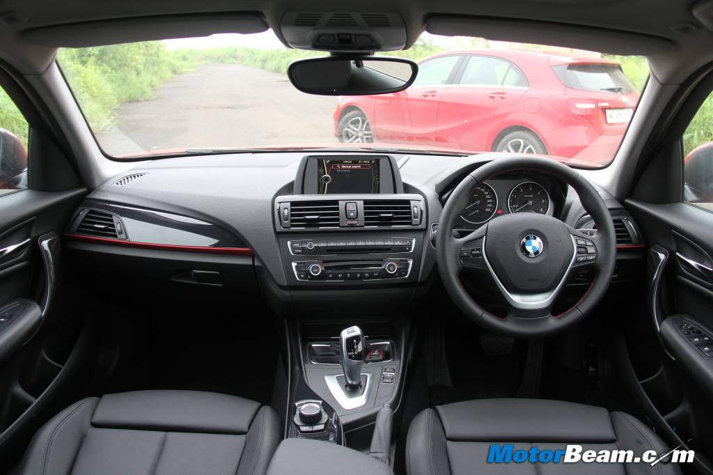 Mercedes A-Class vs BMW 1-Series User Experience