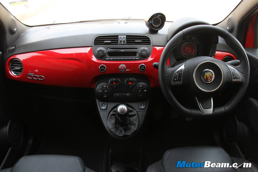 Mercedes A-Class vs Fiat 500 Abarth User Experience