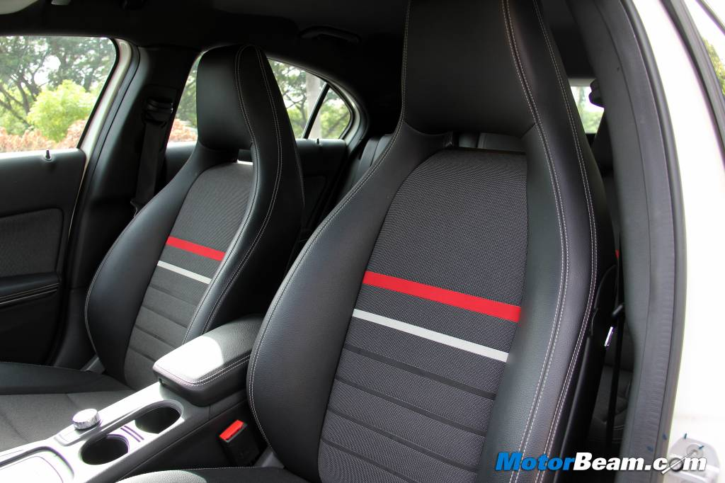 Mercedes A180 User Experience