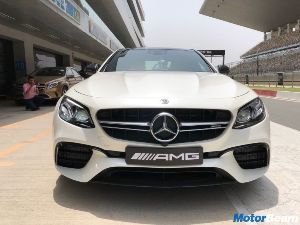 Mercedes AMG E63 S 4Matic+ Front
