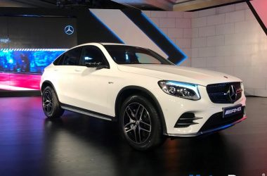Mercedes-AMG GLC 43 India Launch