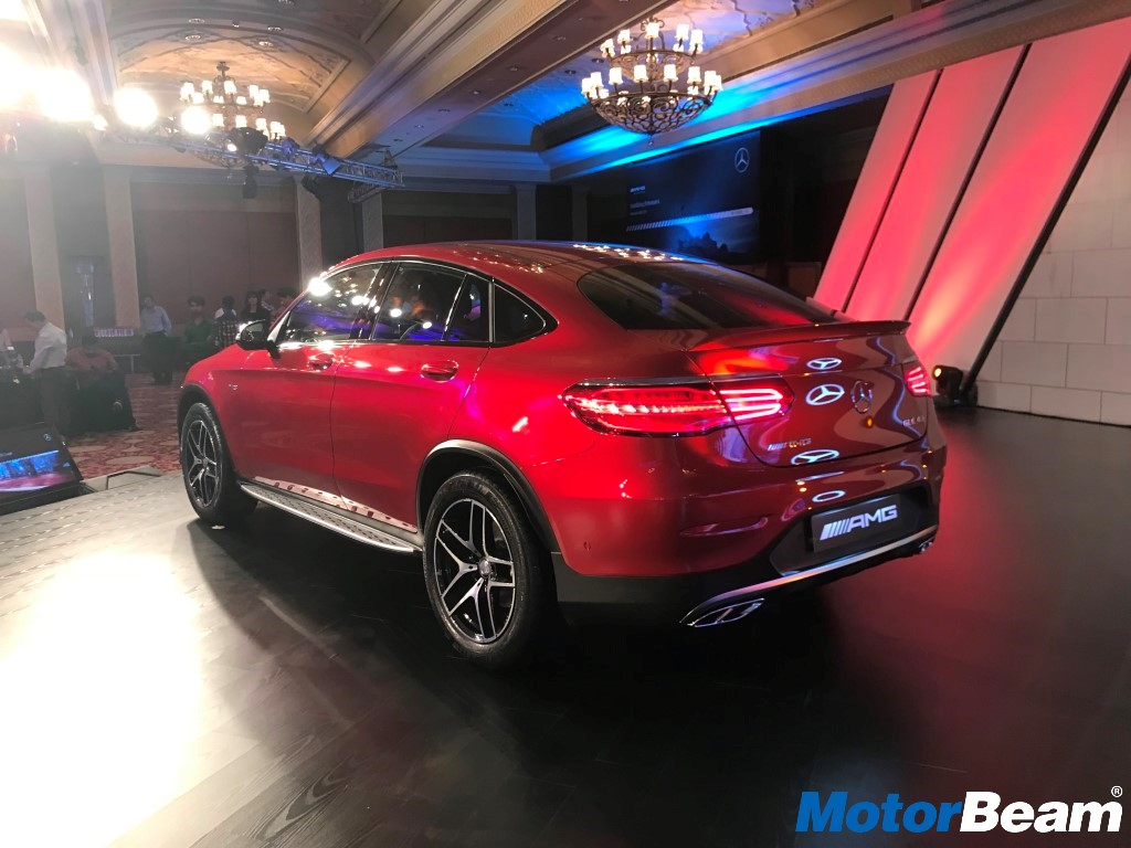Mercedes-AMG GLC 43 India Price