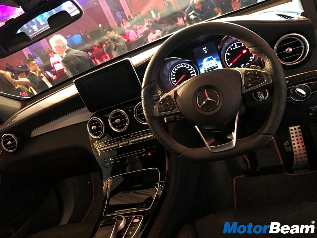 Mercedes-AMG GLC 43 Interiors
