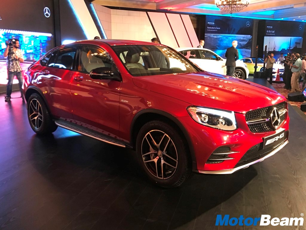 Mercedes-AMG GLC 43 Launched In India