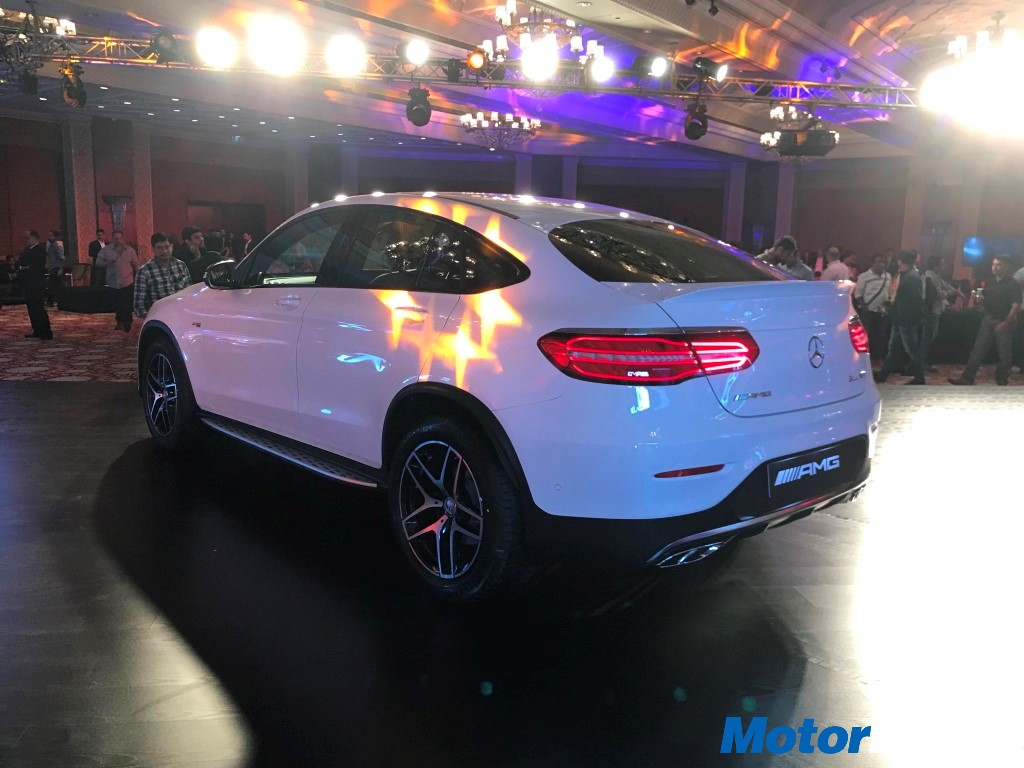 Mercedes-AMG GLC 43 Price