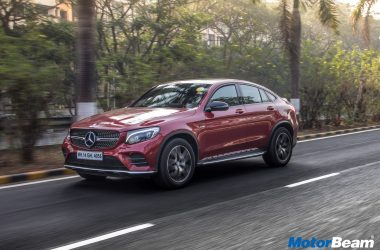 Mercedes-AMG GLC 43 Test Drive Review