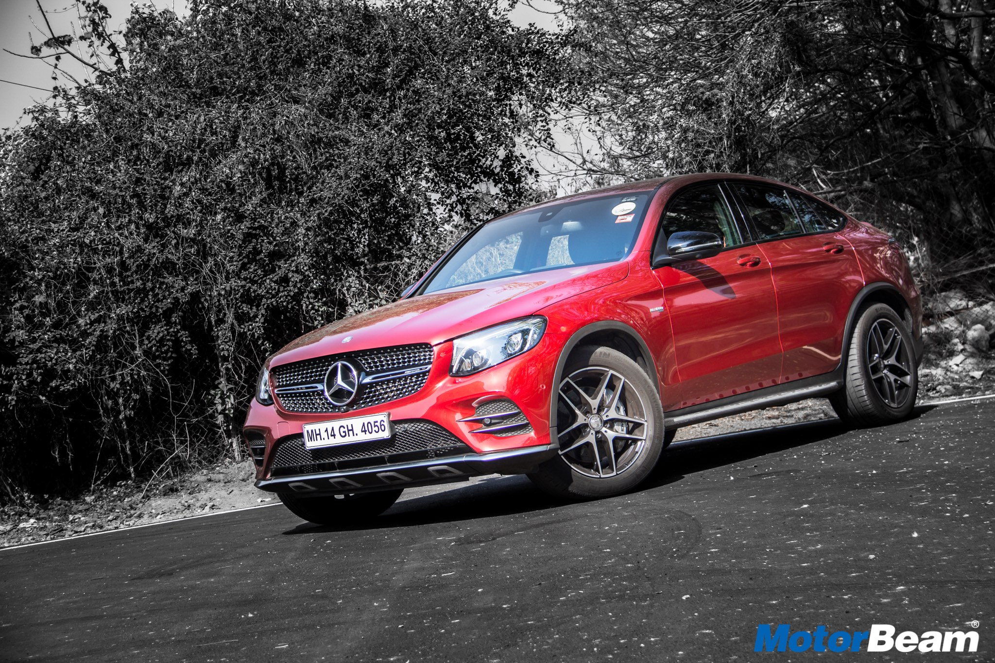 Mercedes-AMG GLC 43 Review