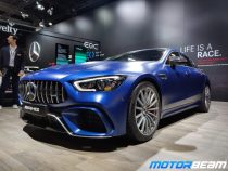 Mercedes AMG GT 63S 2