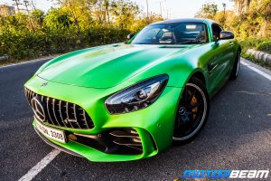 Mercedes-AMG GT-R Review