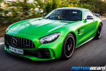 Mercedes-AMG GT-R Review Test Drive