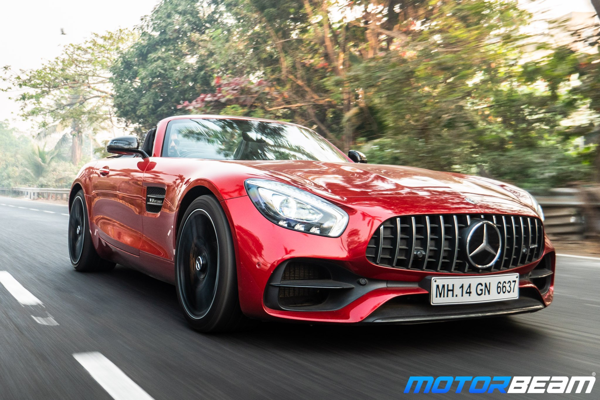 Mercedes Amg Gt Roadster Review Test Drive Motorbeam