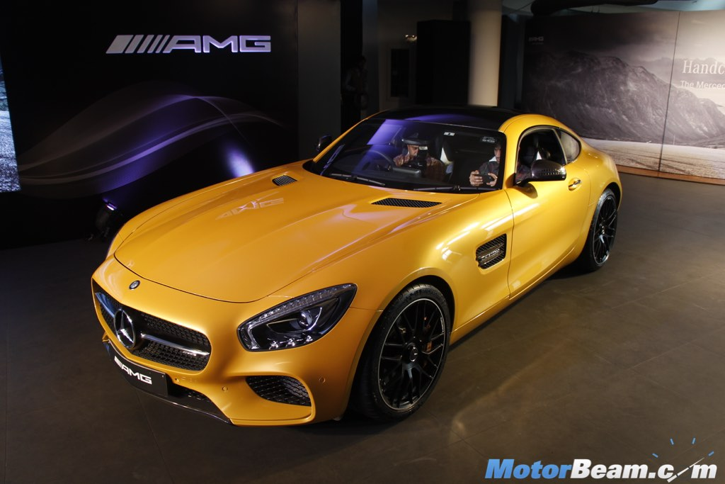 Mercedes AMG GT S Price
