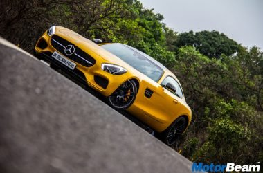 Mercedes AMG GT-S Review