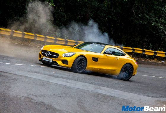 Mercedes AMG GT-S Test Drive Review