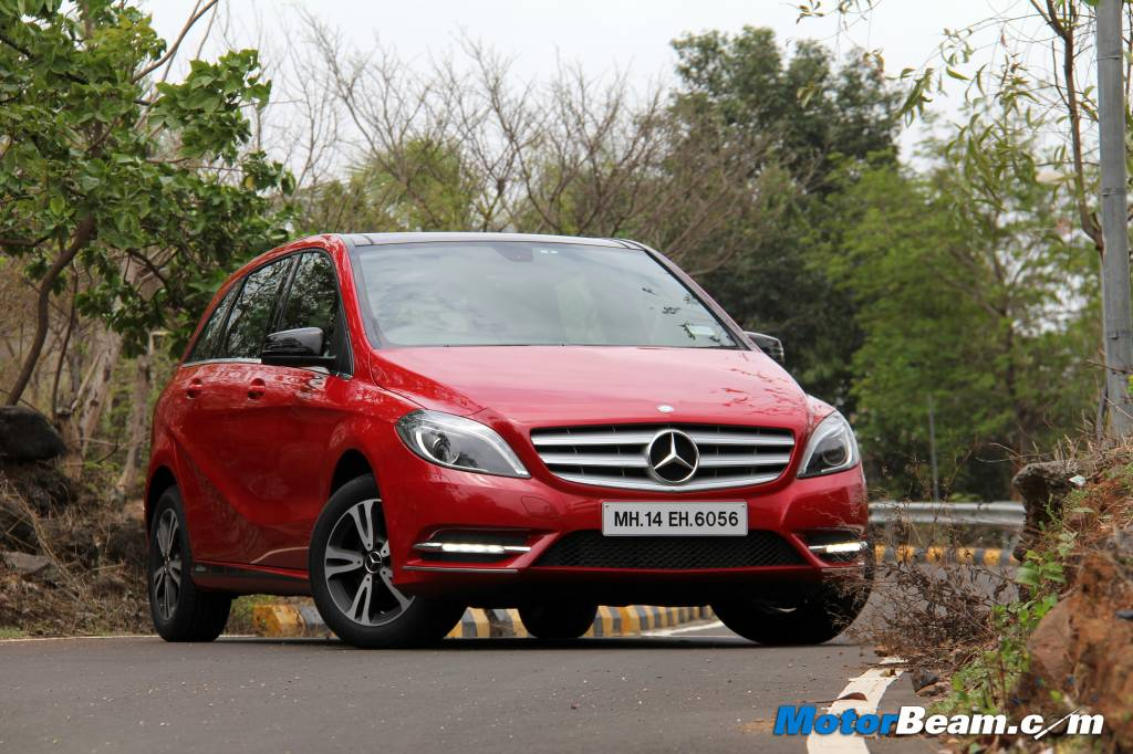 Mercedes B-Class Edition 1 Review