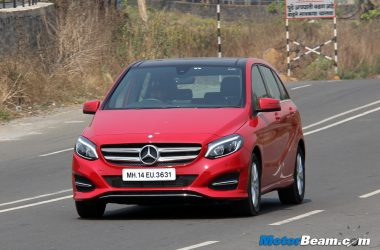Mercedes B200 CDI Review