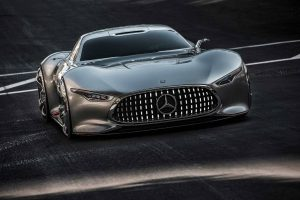 Mercedes Benz AMG Vision Gran Tourismo Wallpaper