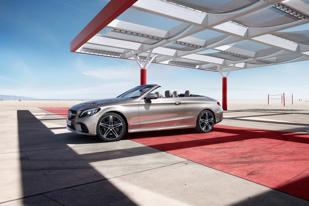 Merecedes Benz C 300 Cabriolet launched in India at Rs 65.25 lakh
