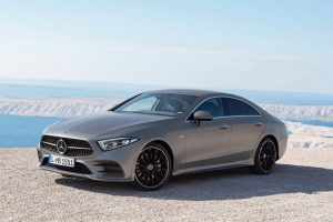 2018 Mercedes CLS Launched, Priced At Rs. 84.70 Lakhs