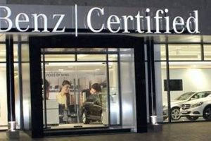 Mercedes Benz Certified Dealership
