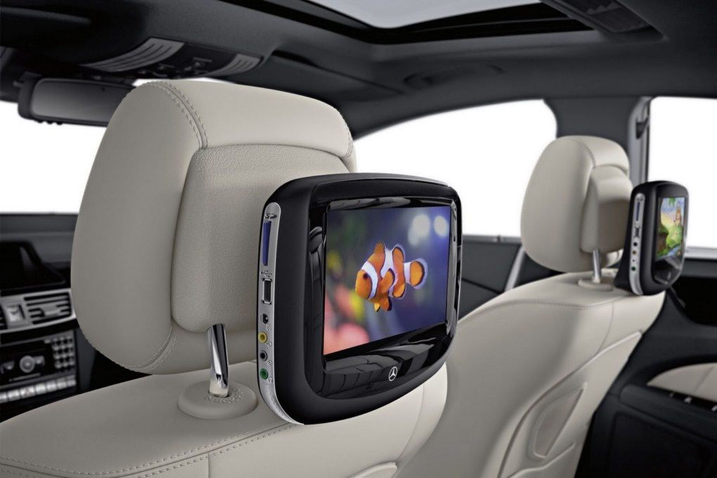 Mercedes-Benz E-Class Entertainment Accessories
