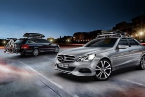 Mercedes-Benz E-Class Storage Accessories