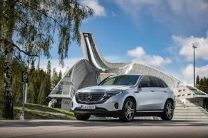 Mercedes-Benz EQC India Launch