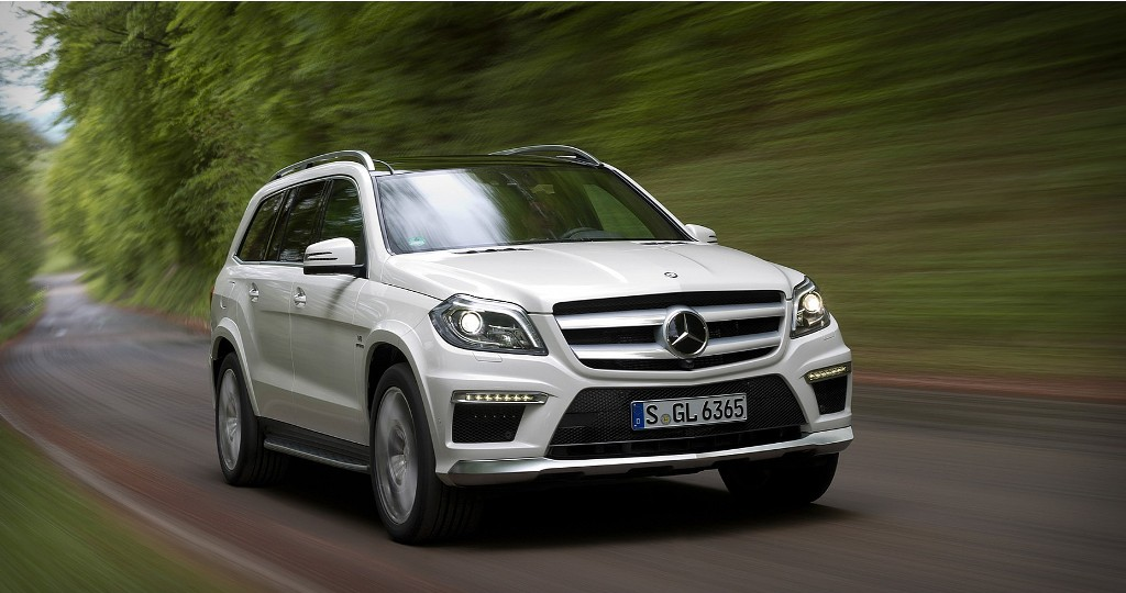 Mercedes Benz GL63 AMG Wallpaper