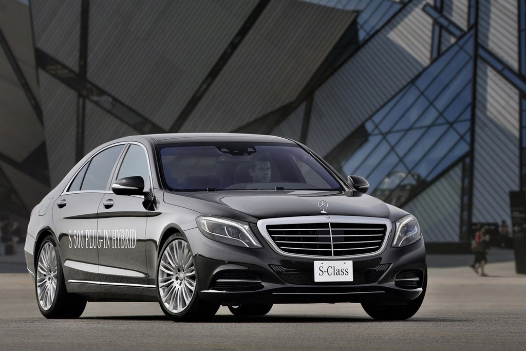 Mercedes-Benz S 500 Plug-In Hybrid Front