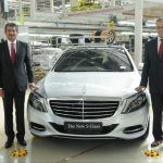 Mercedes Benz S-Class Local Assembly