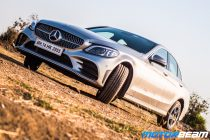 Mercedes C300d AMG Line Review