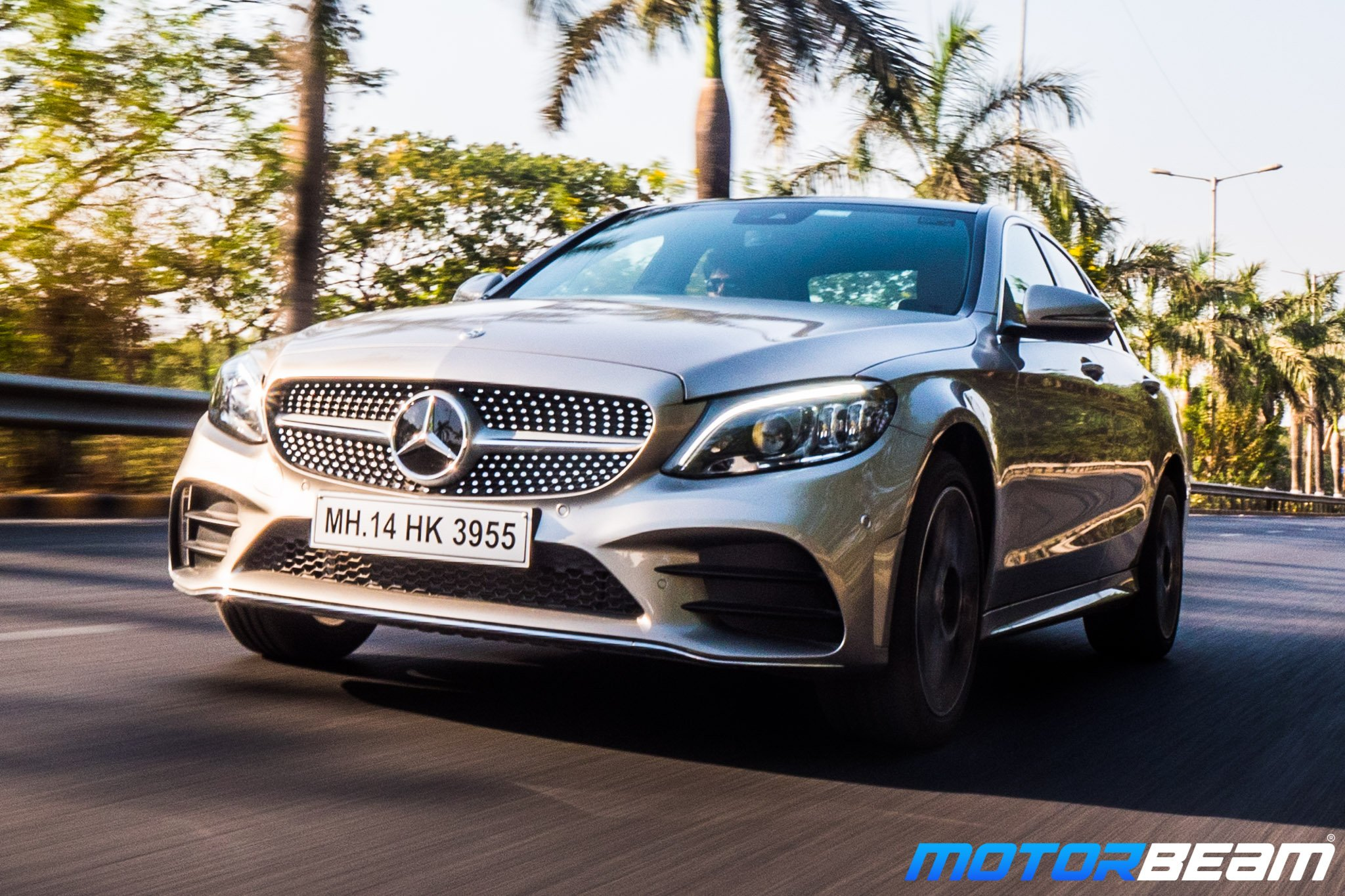 Mercedes C300d AMG Line Review Test Drive