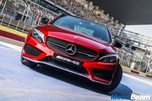 Mercedes C43 AMG Launched