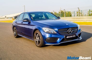 2017 Mercedes C43 AMG First Drive Review