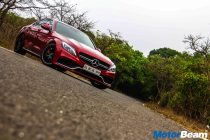 Mercedes C63 AMG S Review