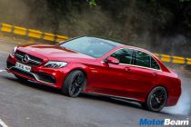 Mercedes C63 AMG S Test Drive Review