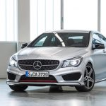 Mercedes CLA-Class Four Door Coupe