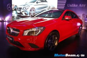 Mercedes CLA Price