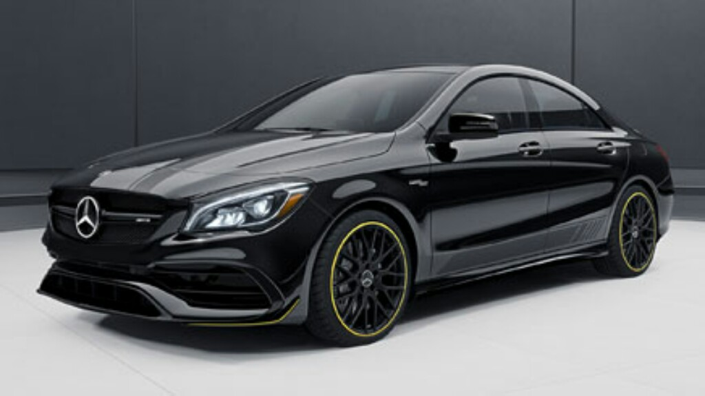 Mercedes Cla45 Amg Price