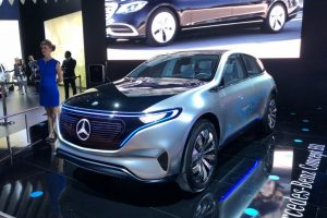 Upcoming Mercedes Electric Cars To Be Manufactured In India