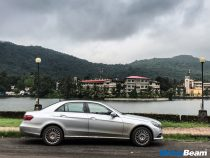 Mercedes E-Class Travelogue Goa