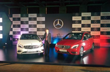 Mercedes Edition 1 A-Class Price
