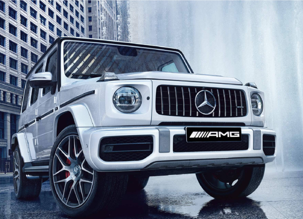 Electric Mercedes-Benz G-Class confirmed