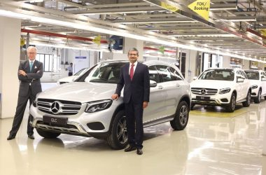 Mercedes GLC CKD Launched