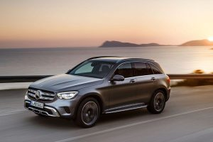 Mercedes GLC Facelift Launch