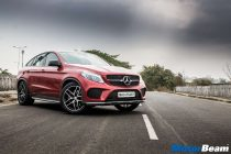 Mercedes GLE 450 AMG Coupe Review